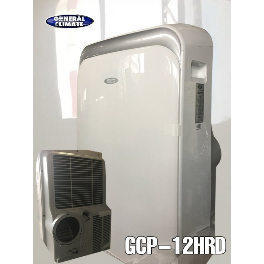 Фотография товара - Мобильный кондиционер GENERAL CLIMATE GCP-12HRD