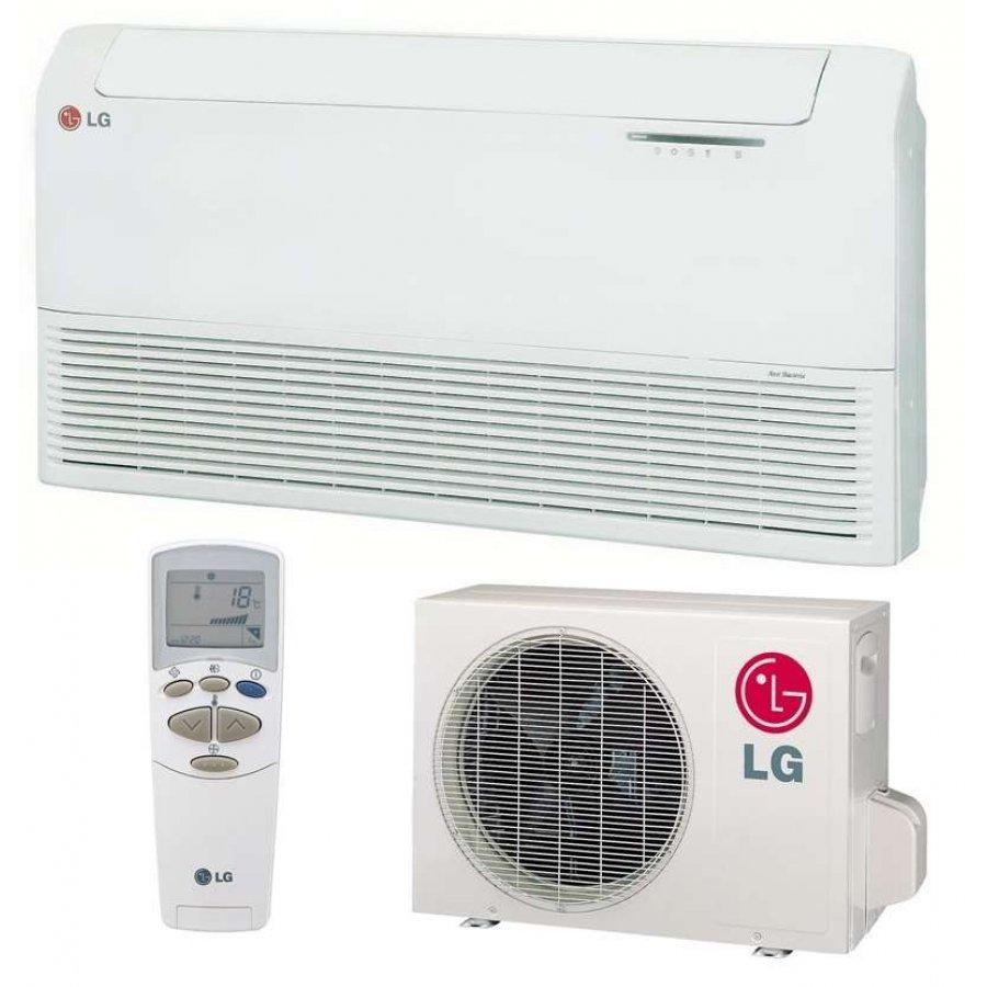 Фотография товара - Напольно-потолочный кондиционер LG UV12.NEDR0/UU12.ULDR0