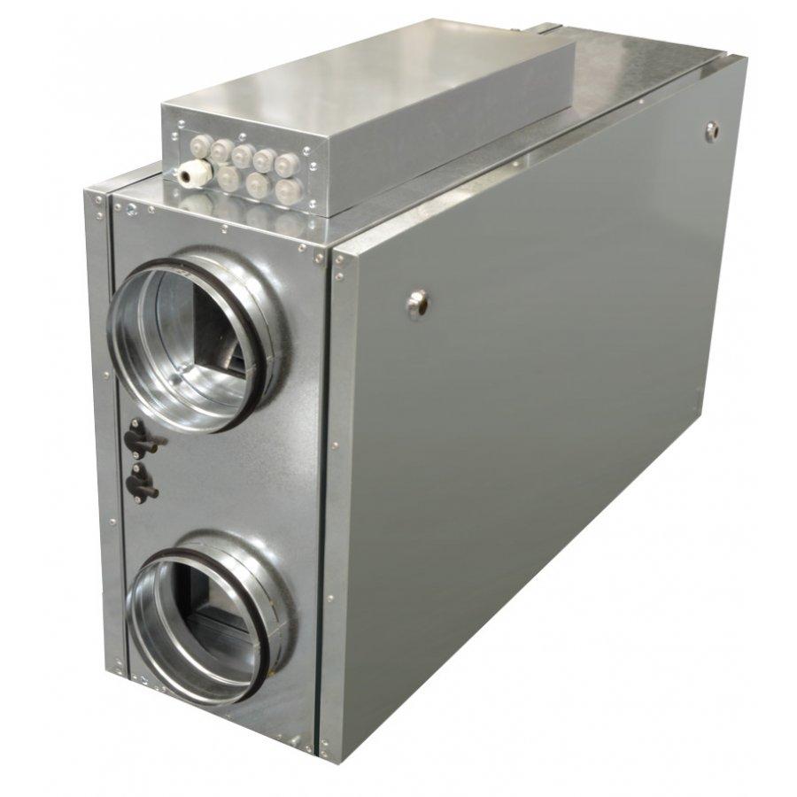 Фотография товара - Приточно-вытяжная установка Zilon ZPVP 450 HW