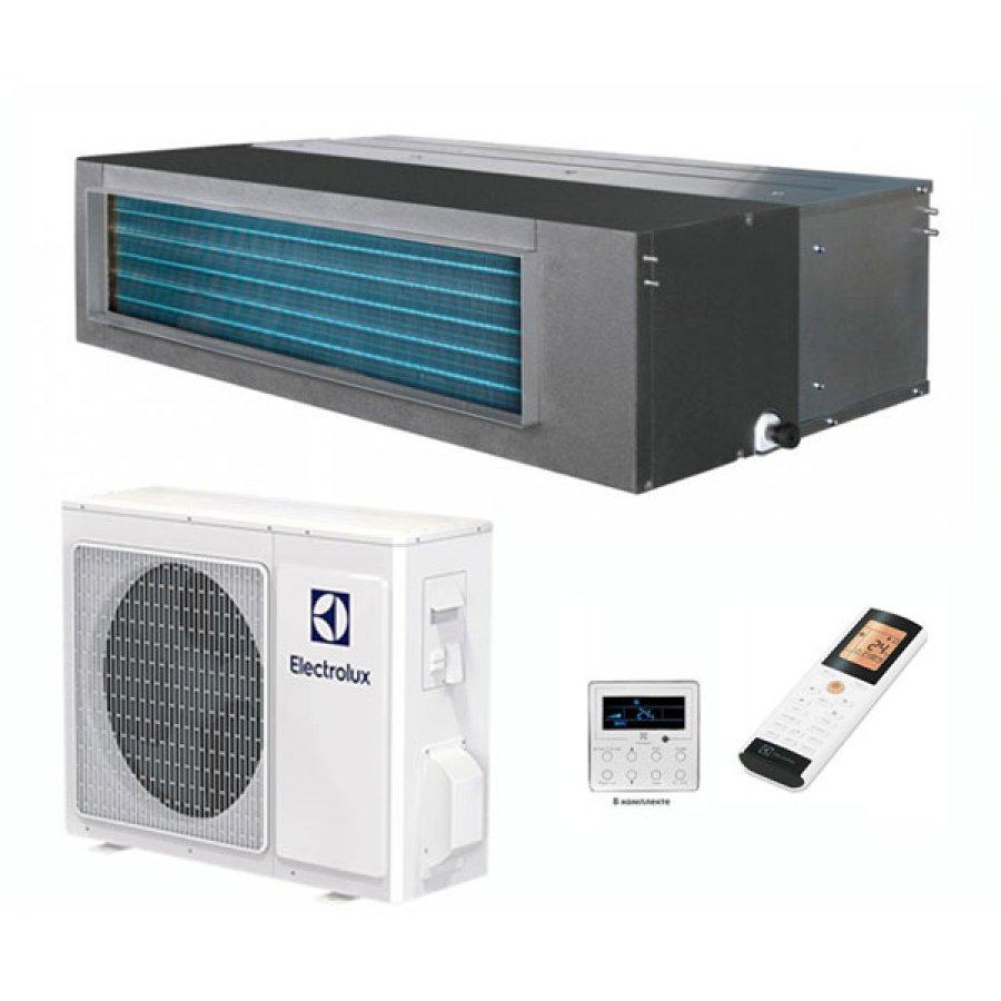 Фотография товара - Сплит-система канального типа Electrolux Unitary Pro 2 EACD-24H/UP2/N3 + EACO-24H/UP2/N3_LAK