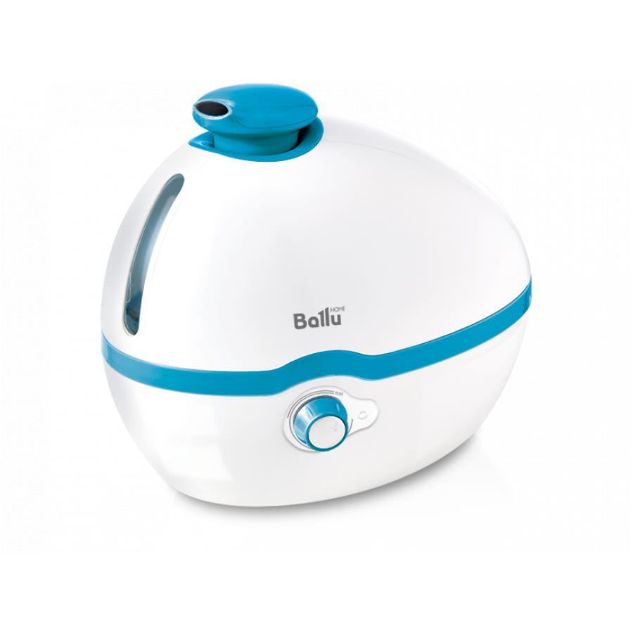 Фотография товара - Ультразвуковой увлажнитель воздуха Ballu UHB-100 белый/голубой