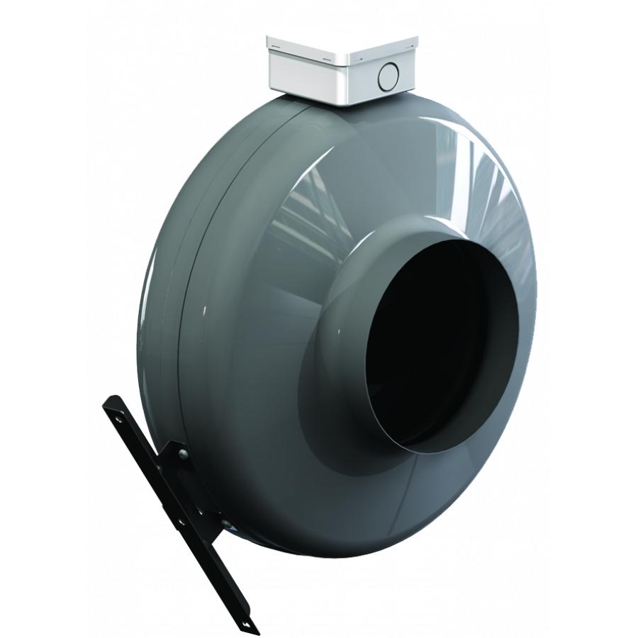 Фотография товара - Вентилятор канальный круглый Salda VKAP 160 LD 3.0