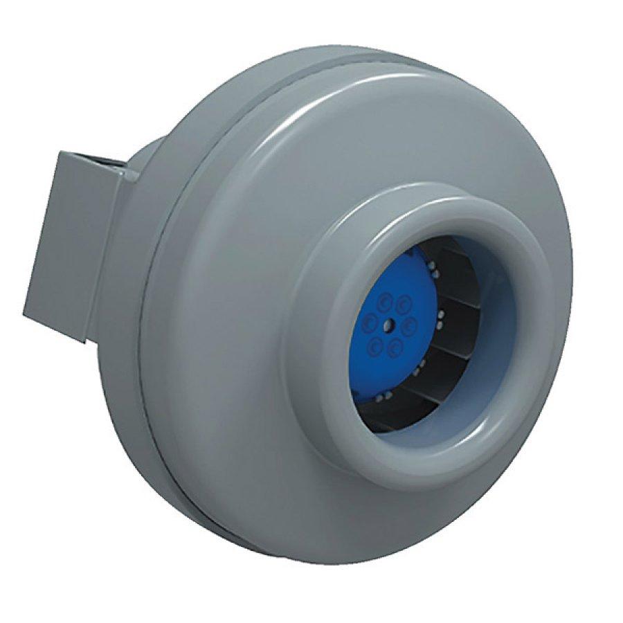 Фотография товара - Вентилятор канальный круглый Zilon ZFO 100 p