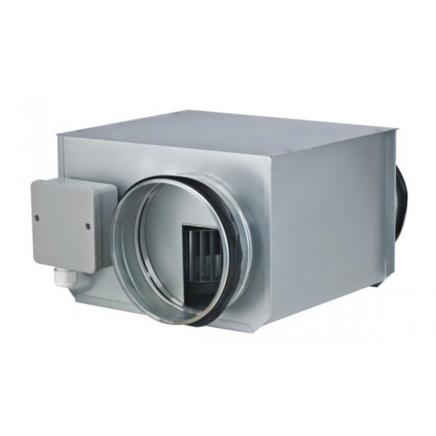 Фотография товара - Вентилятор канальный круглый Zilon ZFOKr 100
