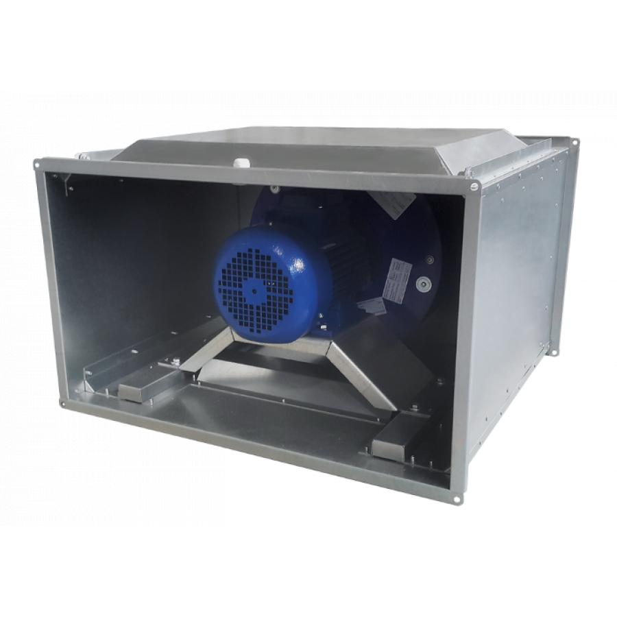 Фотография товара - Вентилятор канальный прямоугольный Zilon ZFX 60-30 0,75-2D