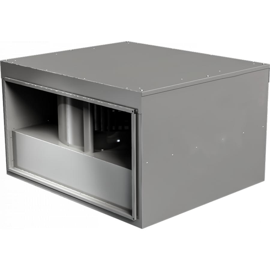 Фотография товара - Вентилятор канальный прямоугольный Zilon ZKSA 400х200-4L1 шумоизолированный