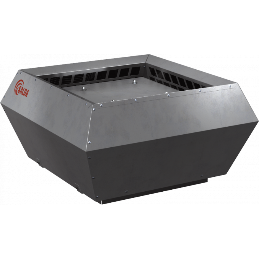 Фотография товара - Вентилятор крышной Salda VSVI 500-4 L3 в изолированном корпусе