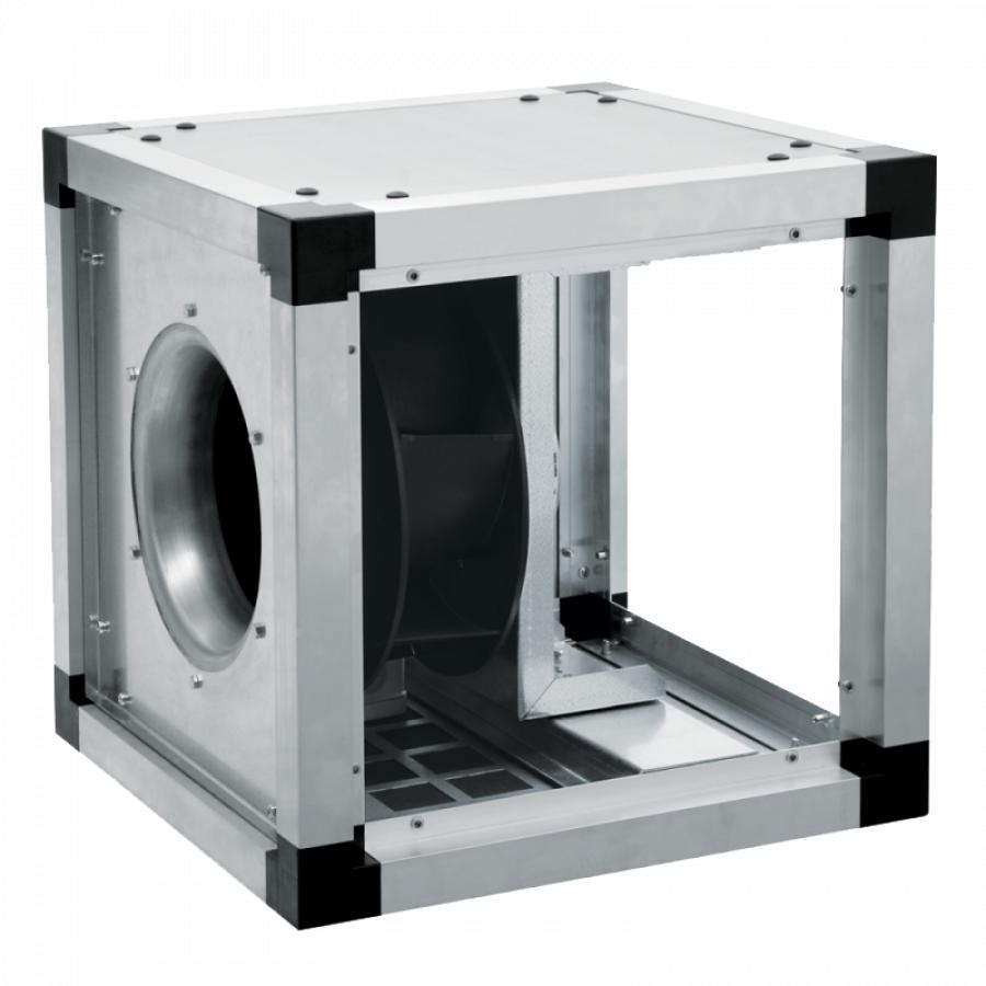Фотография товара - Вентиляторы для квадратных каналов Salda KUB 50-355 EKO в изолированном корпусе
