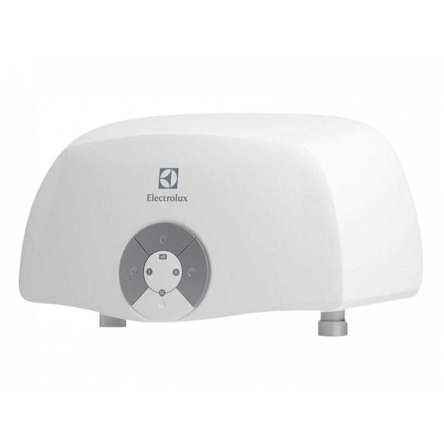 Фотография товара - Водонагреватель проточный Electrolux Smartfix 2.0 TS (5,5 kW) - кран+душ