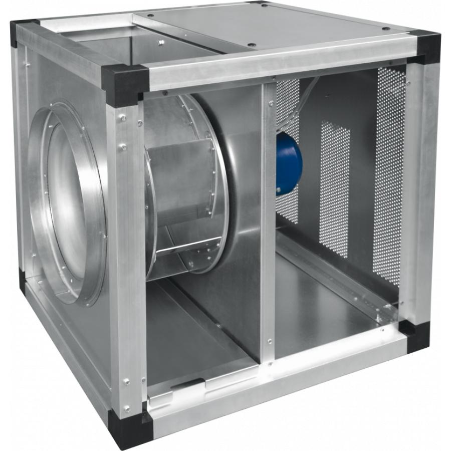 Фотография товара - Высокотемпературный канальный вентилятор Salda KUB T120 500-4L3 в изолированном корпусе