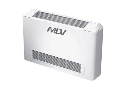 Фанкойл напольный в корпусе MDV MDKF4-600