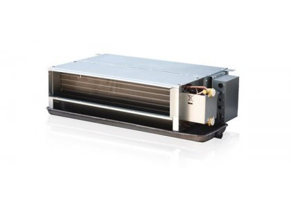 Канальный фанкойл MDV MDKT3-400G30 трёхрядный