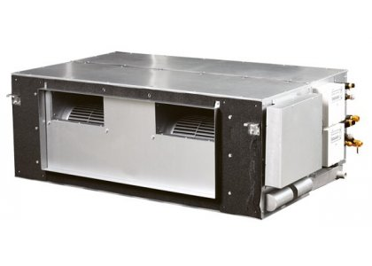 Канальный фанкойл MDV MDKT3H-1400G70 (высоконапорный)