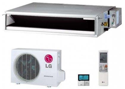 Канальный кондиционер LG CB09L.N12R0/UU09W.ULDR0