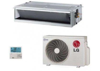 Канальный кондиционер LG CM18.N14R0/UU18W.UE2R0