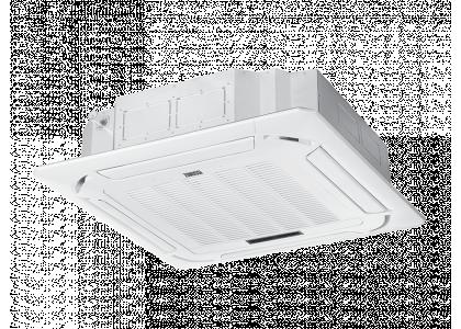 Кассетный кондиционер Zanussi Forte Integro ZACC-24 H/ICE/FI/N1