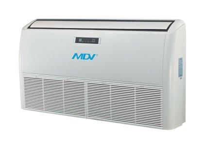 Кондиционер напольно-потолочный MDV MDUE-24HRN1