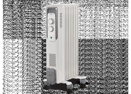 Масляный радиатор Ballu CUBE BOH/CB-07W 1500 (7 секций)