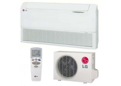 Напольно-потолочный кондиционер LG UV12.NEDR0/UU12.ULDR0