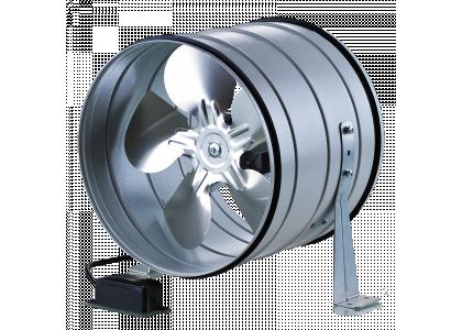 Осевой канальный вентилятор Blauberg Tubo-М 150