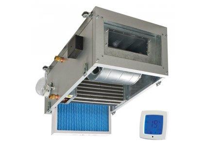 Приточная установка Blauberg BLAUBOX MW1200-4