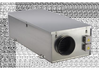 Приточная установка Zilon ZPW 3000/27 L1