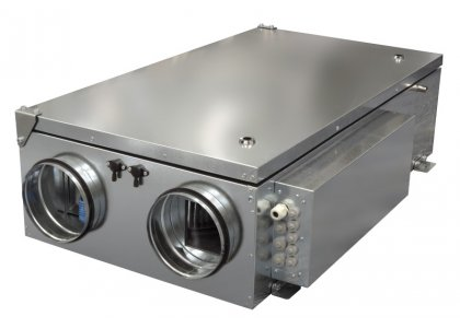 Приточно-вытяжная установка Zilon ZPVP 450 PW