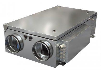 Приточно-вытяжная установка Zilon ZPVP 800 PW