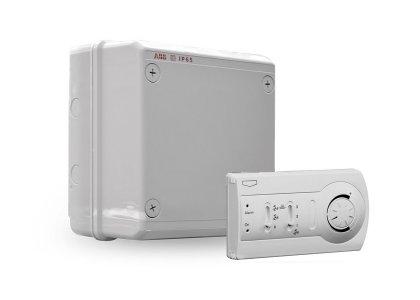 Шкаф управления Zilon ZCS-mini-15/3 с ARC 121 (опция)