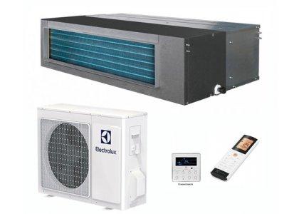 Сплит-система канального типа Electrolux Unitary Pro 2 DC EACD/I-24H/DC/N3 +  EACO/I-24H/DC/N3