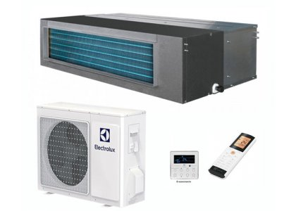 Сплит-система канального типа Electrolux Unitary Pro 2 EACD-48H/UP2/N3 + EACO-48H/UP2/N3_LAK