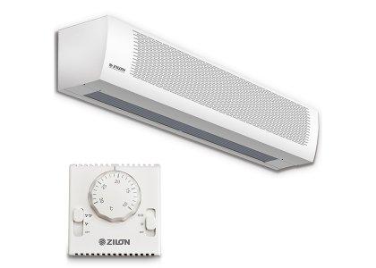 Тепловая завеса Заслон Zilon ZVV-1.5E18HP