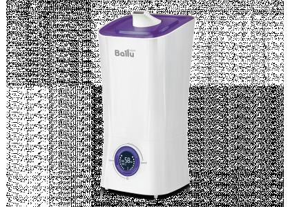 Ультразвуковой увлажнитель воздуха Ballu UHB-205 белый/фиолетовый