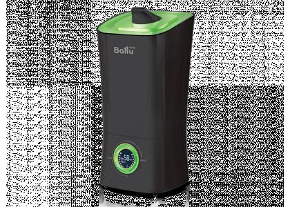 Ультразвуковой увлажнитель воздуха Ballu UHB-205 зеленый/черный