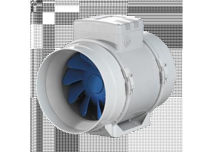 Вентилятор канальный круглый Blauberg Turbo 100 EC