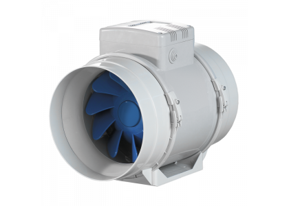 Вентилятор канальный круглый Blauberg Turbo 125 EC