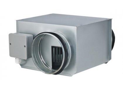Вентилятор канальный круглый Zilon ZFOKr 160