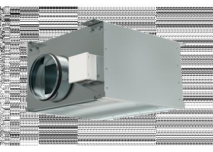 Вентилятор канальный круглый Zilon ZKAM 125 шумоизолированный