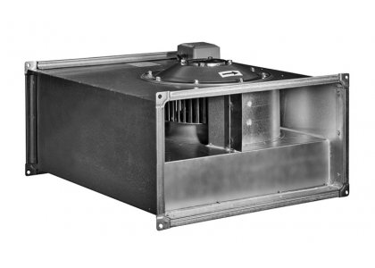 Вентилятор канальный прямоугольный Zilon ZFP 40-20-4D