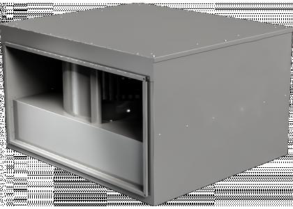 Вентилятор канальный прямоугольный Zilon ZKSA 700х400-4L3  шумоизолированный