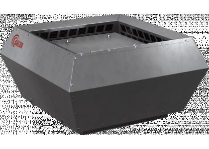 Вентилятор крышной Salda VSVI 630 L3 EKO в звукоизолированном корпусе