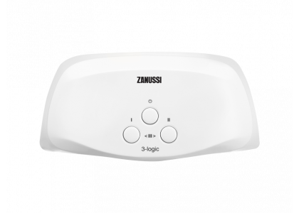 Водонагреватель проточный Zanussi 3-logic 6,5 TS (душ+кран)